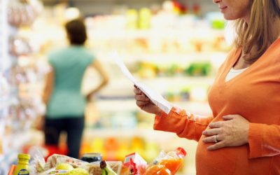 Mitos de la alimentación en el embarazo